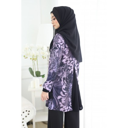 Blouse Feeza Lilac Purple