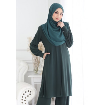 Suit Zara - Emerald Green