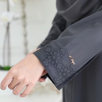 Abaya Marwa Grey