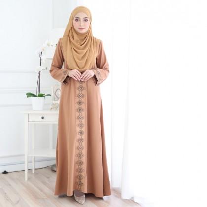 Abaya Marwa Nude